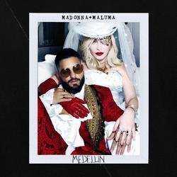 Medellín (Single) - Madonna - Maluma