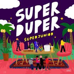 Super Duper - SM STATION (Single) - Super Junior