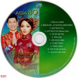 The Celebration: Làn Gió Mới (CD02) - Nguyễn Hoàng Nam - Diễm Liên - Thuỳ Dương