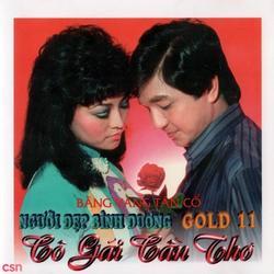Băng Vàng Tân Cổ: Cô Gái Cần Thơ - Chí Tâm - Hương Lan