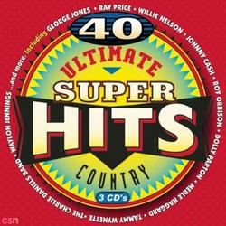 40 Ultimate Country Super Hits (CD1) - Ray Price