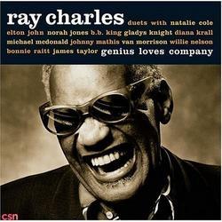 Genius Loves Company - Ray Charles - Norah Jones