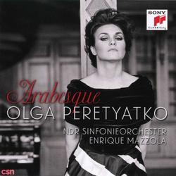 Arabesque - Olga Peretyatko