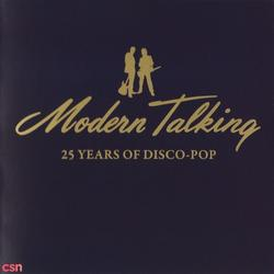 25 Years Of Disco-Pop Vol.1 - Modern Talking