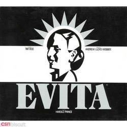 Evita: Premiere American Recording - Bob Gunton - Mandy Patinkin - Patti LuPone