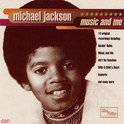 Music And Me - Michael Jackson