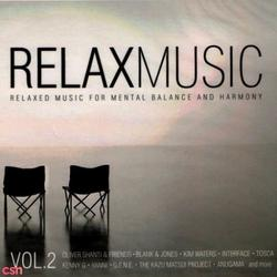 Relax Music Vol.2 (CD2) - Oliver Shanti - Friends