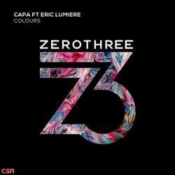 Colours - Capa - Eric Lumiere
