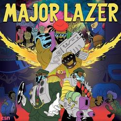 Free The Universe - Major Lazer - Danielle Haim - Santigold - Vybz Kartel - Yasmin
