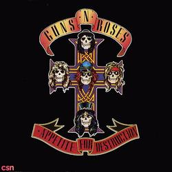 Appetite for Destruction - Guns N