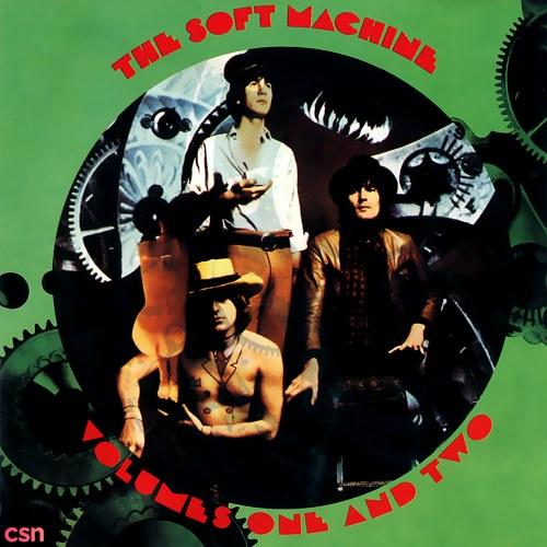 The Soft Machine - Vol. Two - Soft Machine