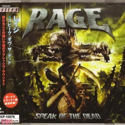 Speak Of The Dead - Rage