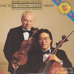 Brahms: Double Concert & Piano Quartet, Op. 60 (Remastered) [30 Years Outside The Box] - Yo-Yo Ma - Isaac Stern - Claudio Abbado - Chicago Symphony Orchestra - Emanuel Ax - Jaime Laredo