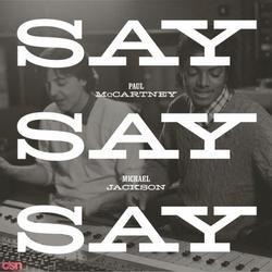 Say Say Say (Single) - Michael Jackson - Paul McCartney
