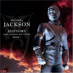 HIStory: Past, Present and Future (Book I) - Michael Jackson