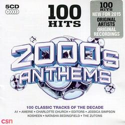 100 Hits - 2000s Anthems (CD 5) - Editors