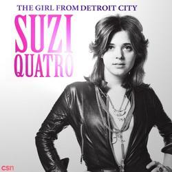The Girl From Detroit City - Suzi Quatro - Pleasure Seekers