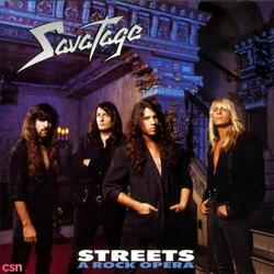 Streets: A Rock Opera - Savatage