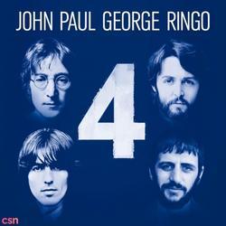 4: John Paul George Ringo - John Lennon