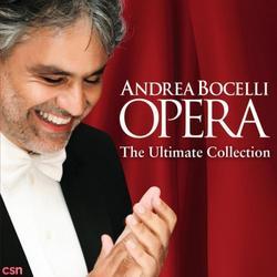 Opera - The Ultimate Collection - Andrea Bocelli - Zubin Mehta - Israel Philharmonic Orchestra