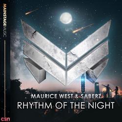 Rhythm Of The Night (Single) - Maurice West - SaberZ