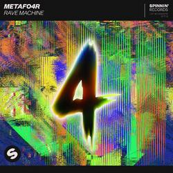 Rave Machine (Single) - METAFO4R