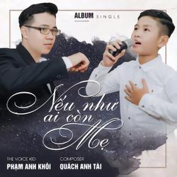 Nếu Như Ai Còn Mẹ (Single) - Phạm Anh Khôi - Quách Anh Tài