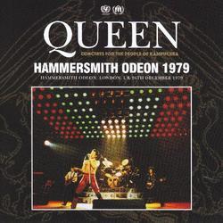 Hammersmith Odeon 1979 (CD1) - Queen