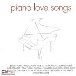 Piano Love Songs CD1 - Bruce Hornsby - The Range