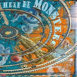 Here Be Monsters - Jon Langford - Skull Orchard