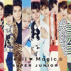 Devil / Magic - Super Junior