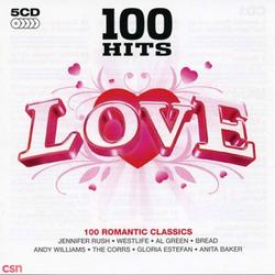 100 Hits - Love - Bread