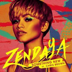 Something New - Single - Zendaya - Chris Brown