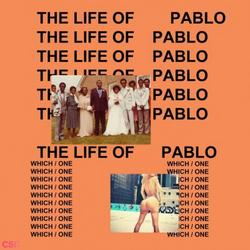 The Life of Pablo - Kanye West - Chance The Rapper - The-Dream - Mary J. Blige