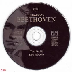Trio Op.38, Duo WoO 40 - Beethoven