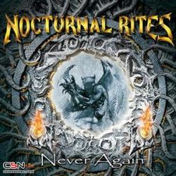 Never Again (Single) - Nocturnal Rites