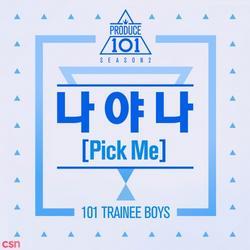 PICK ME (Season 2) (Single) - PRODUCE 101