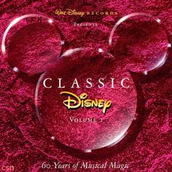 Classic Disney: 60 Years Of Musical Magic Vol.1 - Brad Kane - Lea Salonga