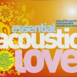 Essensial Acoustic Love CD3 - Bread