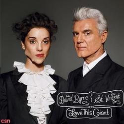 Love This Giant - David Byrne - St. Vincent