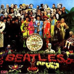 Sgt Peppers Lonely Hearts Club Band - The Beatles