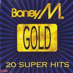 Gold: 20 Super Hits - Boney M
