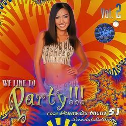 We Like To Party (Vol.2) - Lynda Trang Đài - Tommy Ngô