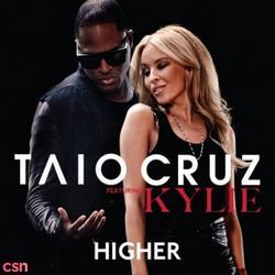 Higher - Taio Cruz - Kylie Minogue