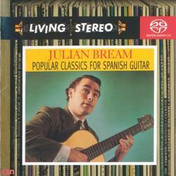 Popular Classics for Spanish Guitar - Julian Bream