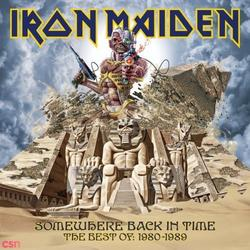 Somewhere Back In Time - The Best Of 1980 -1989 - Iron Maiden