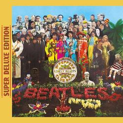 Sgt. Pepper's Lonely Hearts Club Band [50th Anniversary Super Deluxe Edition] D1 - The Beatles