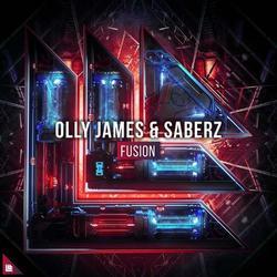 Fusion (Single) - Olly James - SaberZ
