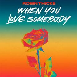 When You Love Somebody (Single) - Robin Thicke