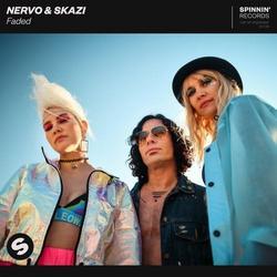 Faded (Single) - NERVO - Skazi